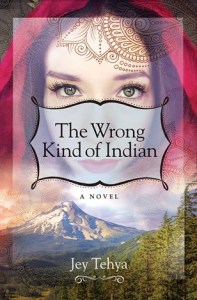 The Wrong Kind of Indian book cover (2017)